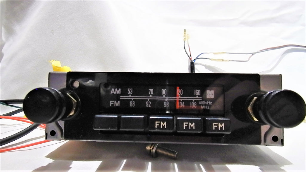 TOYOTA Radio, Model # 86120-90A04 Bench Tested In GOOD Working Order, Cleaned & Serviced Inside & Out