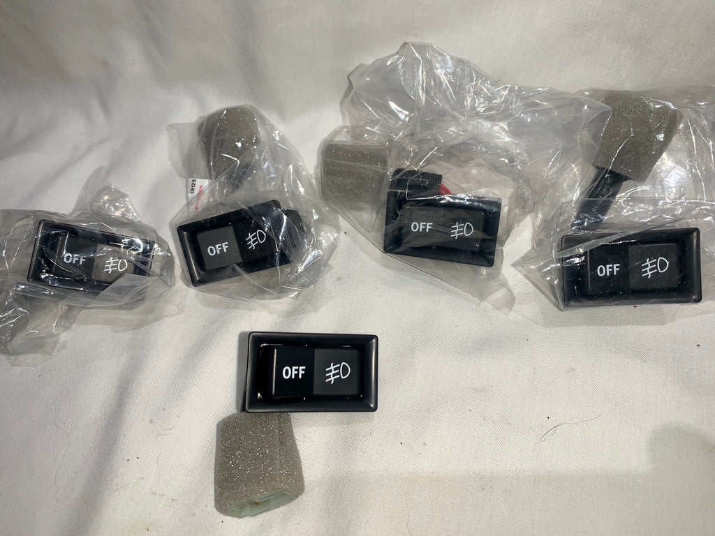 New / NOS FJ62 70 Series FJ80  OEM Fog Lamp Rocker Switches