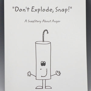Don't Explode, Snap! (book)