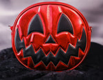 Pumpkin Kult: Metallic Red pumpkin