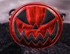 Pumpkin Kult: Mean Baby- Red Metallic Pumpkin Bag
