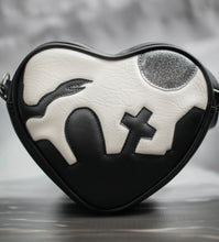 Load image into Gallery viewer, Hand Crafted : Small Graveyard Heart
