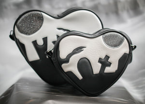 Hand Crafted : Small Graveyard Heart