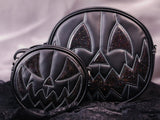 Pumpkin Kult: Mean Baby- All Black Pumpkin Bag