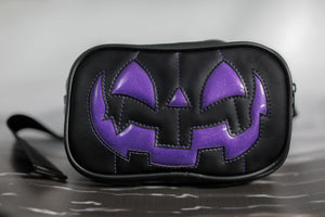 Hand Crafted : Belt Bag HAPPY FACE