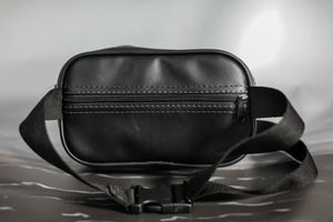 Hand Crafted : Belt bag BAD COMPANY