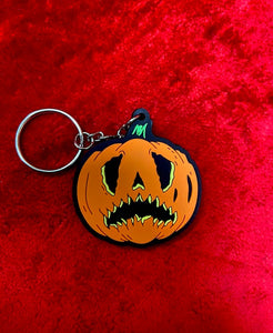 Cry Later PVC Keychain