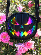 Load image into Gallery viewer, Black and Rainbow- Pumpkin Kult: The Collection