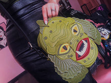 Load image into Gallery viewer, Vixen x Love Pain and Stitches Swamp Monster Bag
