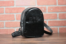 Load image into Gallery viewer, Hand Crafted : Small All Black RIP HEADSTONE crossbody