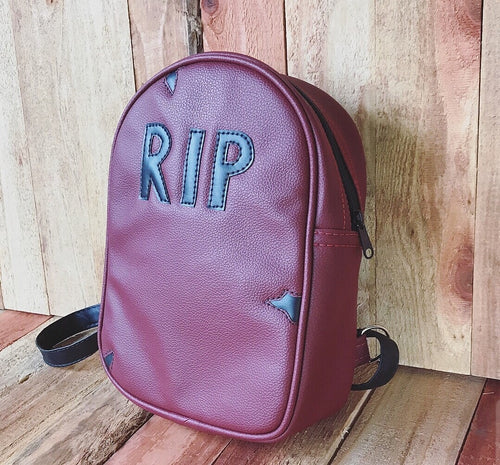 Handcrafted: Tombstone BACK PACK