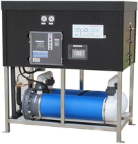 Aquatic Chillers and Heat Pumps