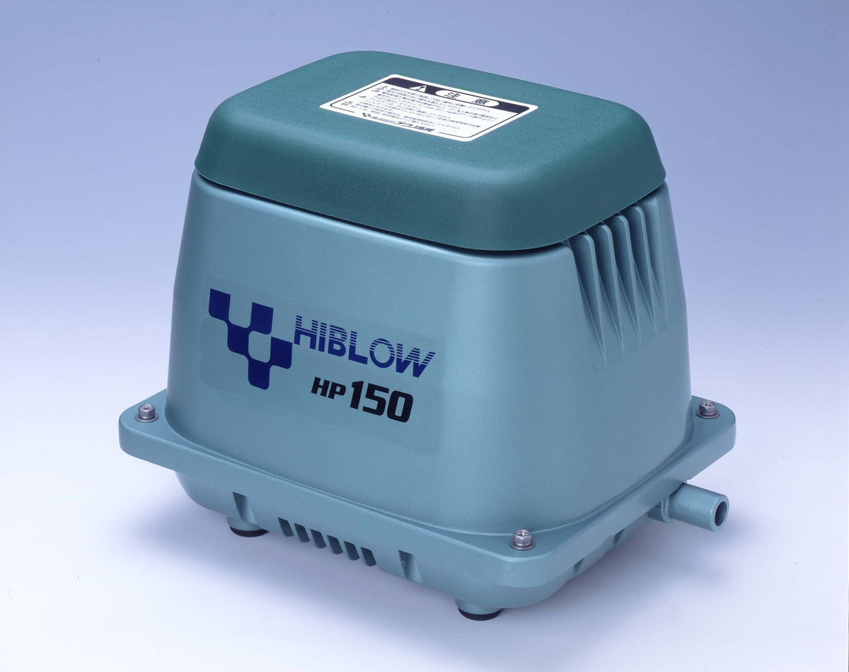 Hiblow Pond & Aquaculture Air Pumps
