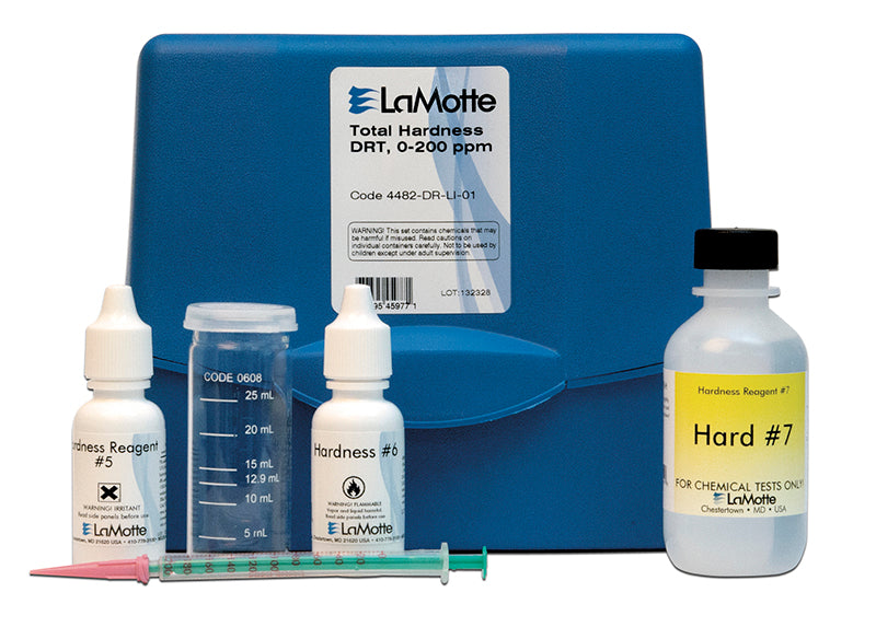 INDIVIDUAL TEST KIT TOTAL HARDNESS