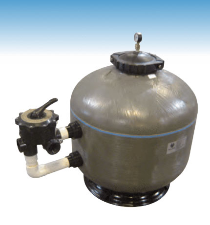 HRV Side Mount Sand Filters