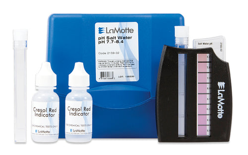 SALT WATER PH TEST KIT