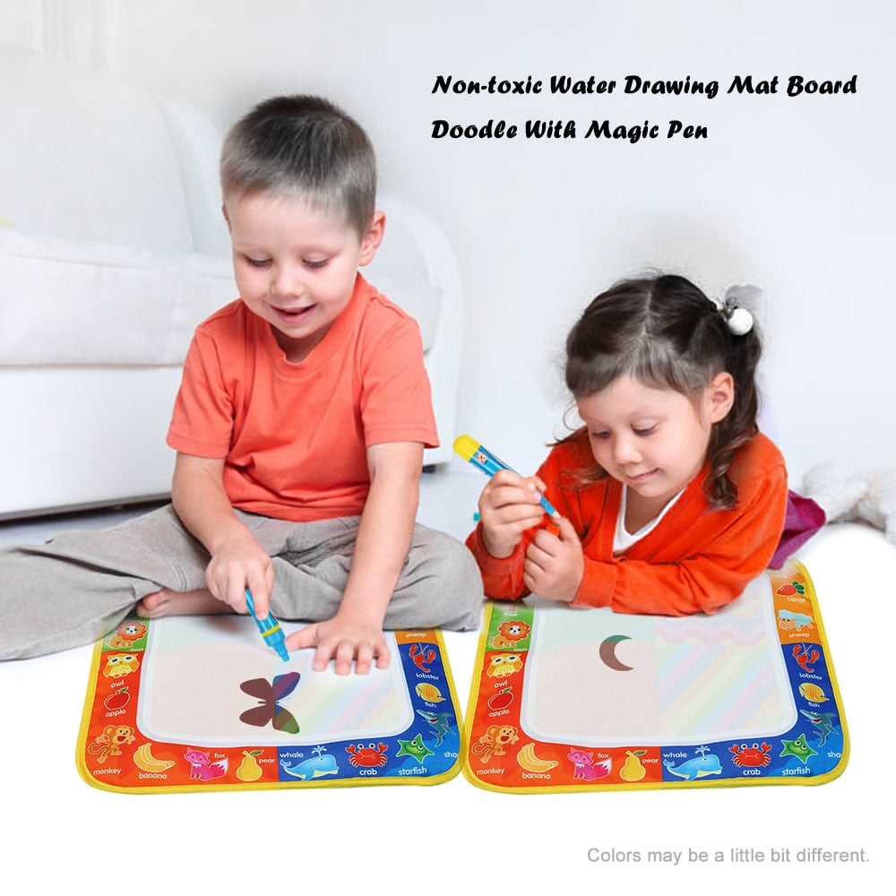 TotDoodle™ Water Drawing & Doodle Mat