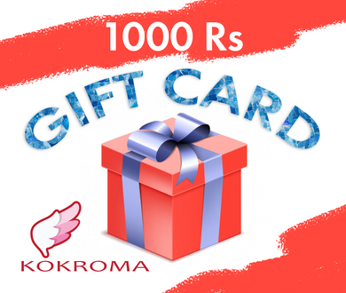 The Kokroma Gift Card