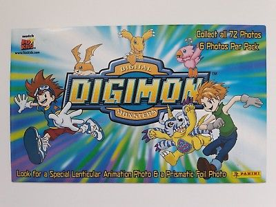 Digimon Digital Monsters Booster Pack