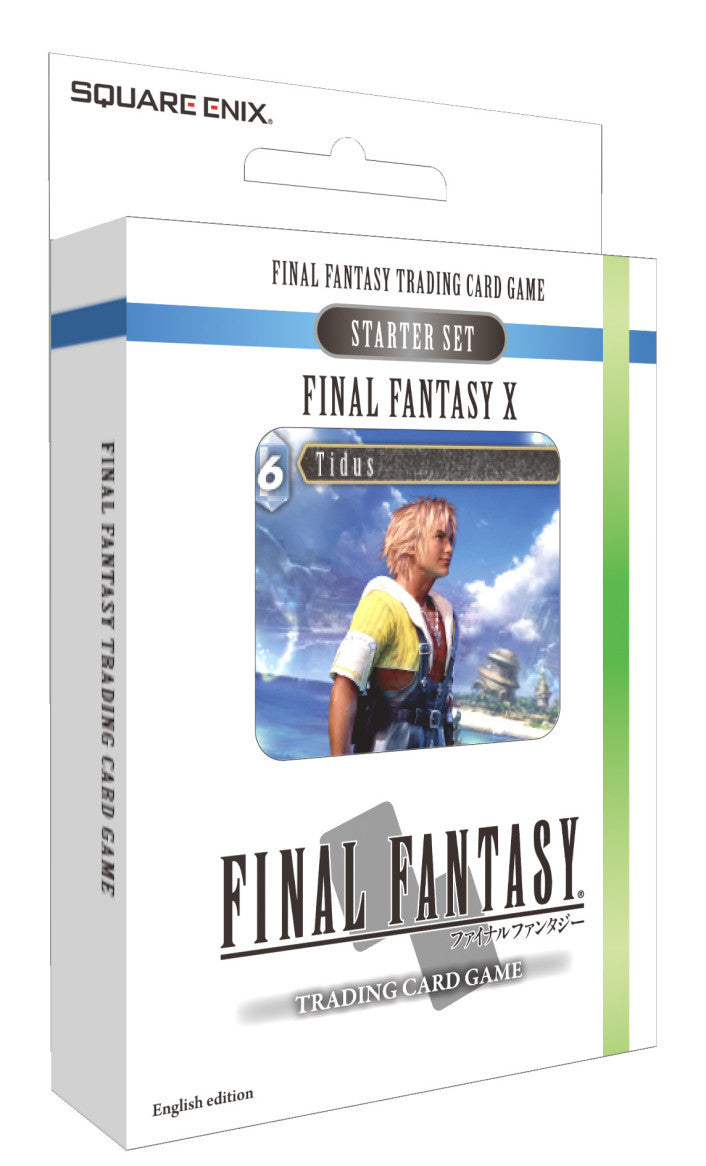 Final Fantasy X TCG Starter Set (2016)