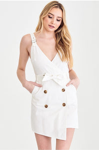 Mykonos Mini Sheath Dress