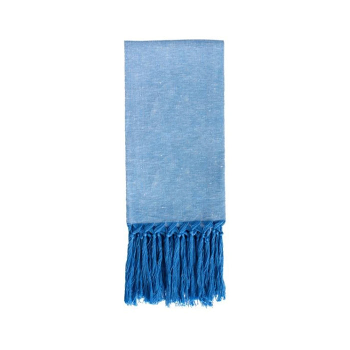 Zodiaco European Small Hand Towel - Long Fringe