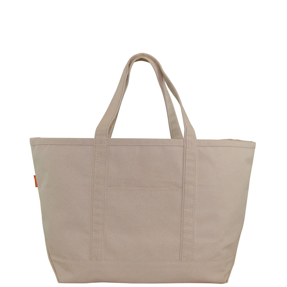Medium Boat Tote - Natural