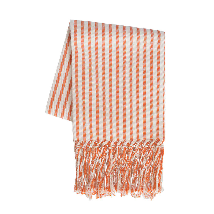 Melograno European Hand Towel - Orange