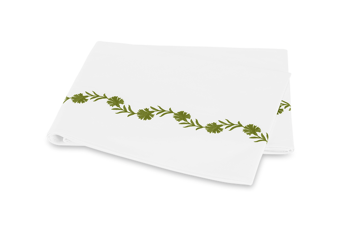 Daphne Flat Sheet - Grass