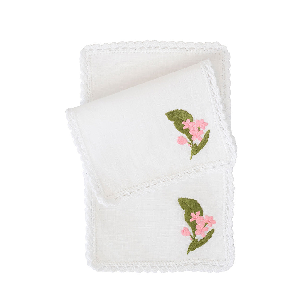 Azalea Cocktail Napkins