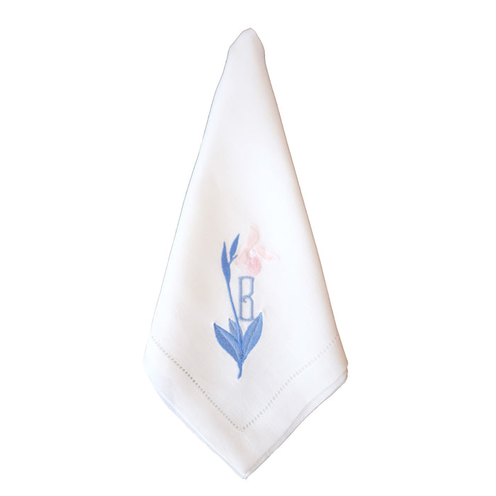 Lady Slipper Dinner Napkins