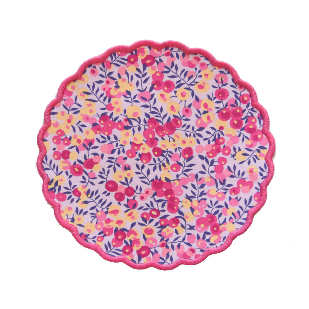Round Liberty Cocktail Napkins