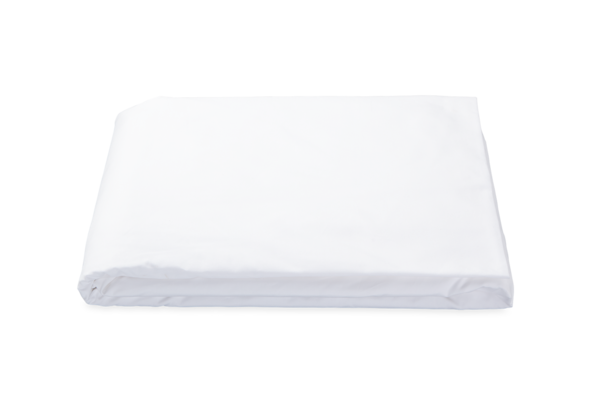 Luca King Fitted Sheet - White