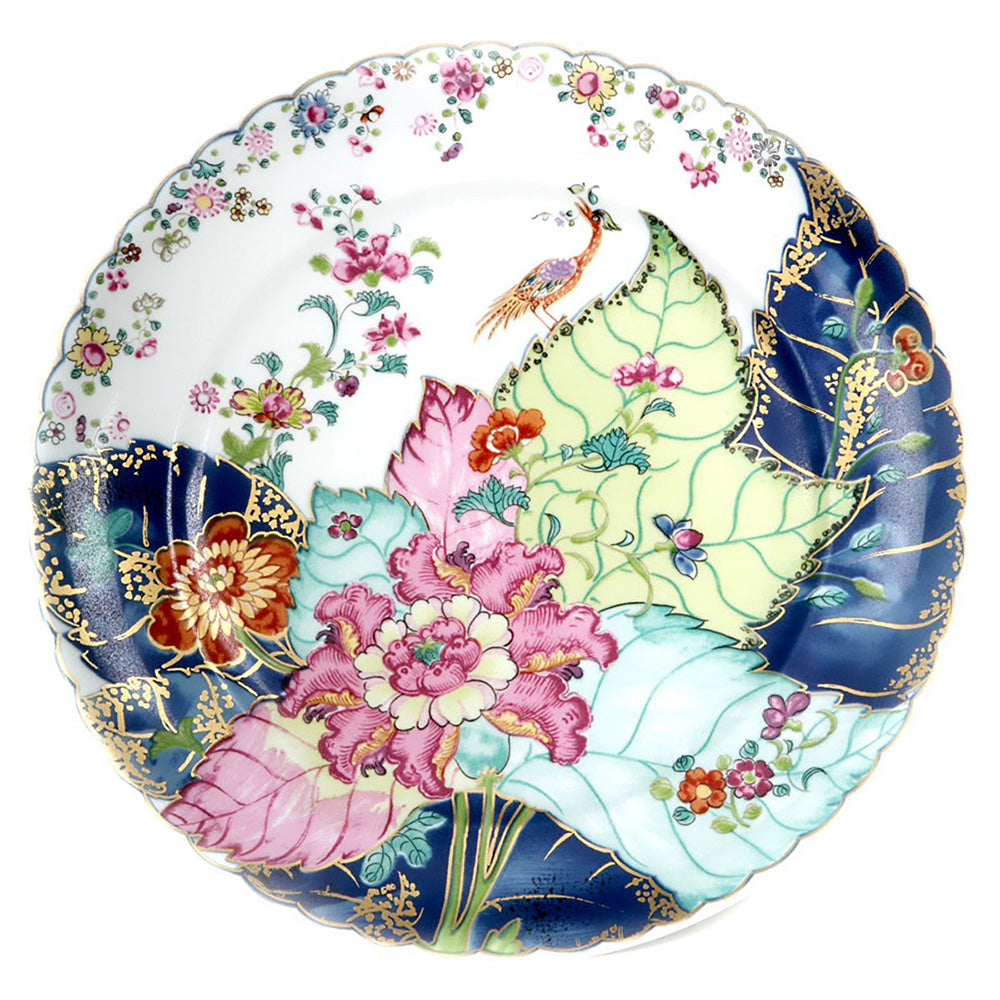 Tobacco Leaf Dinner Plate