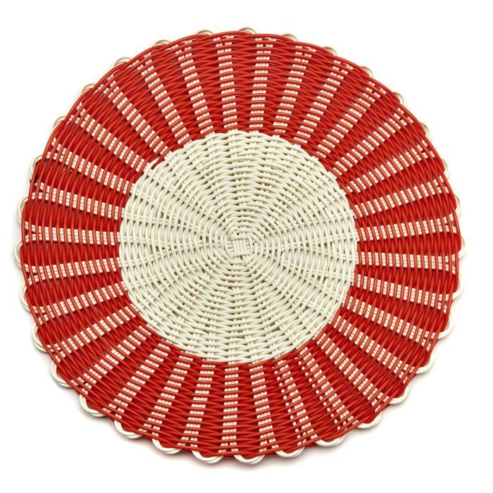 Montauk Placemats - Coral