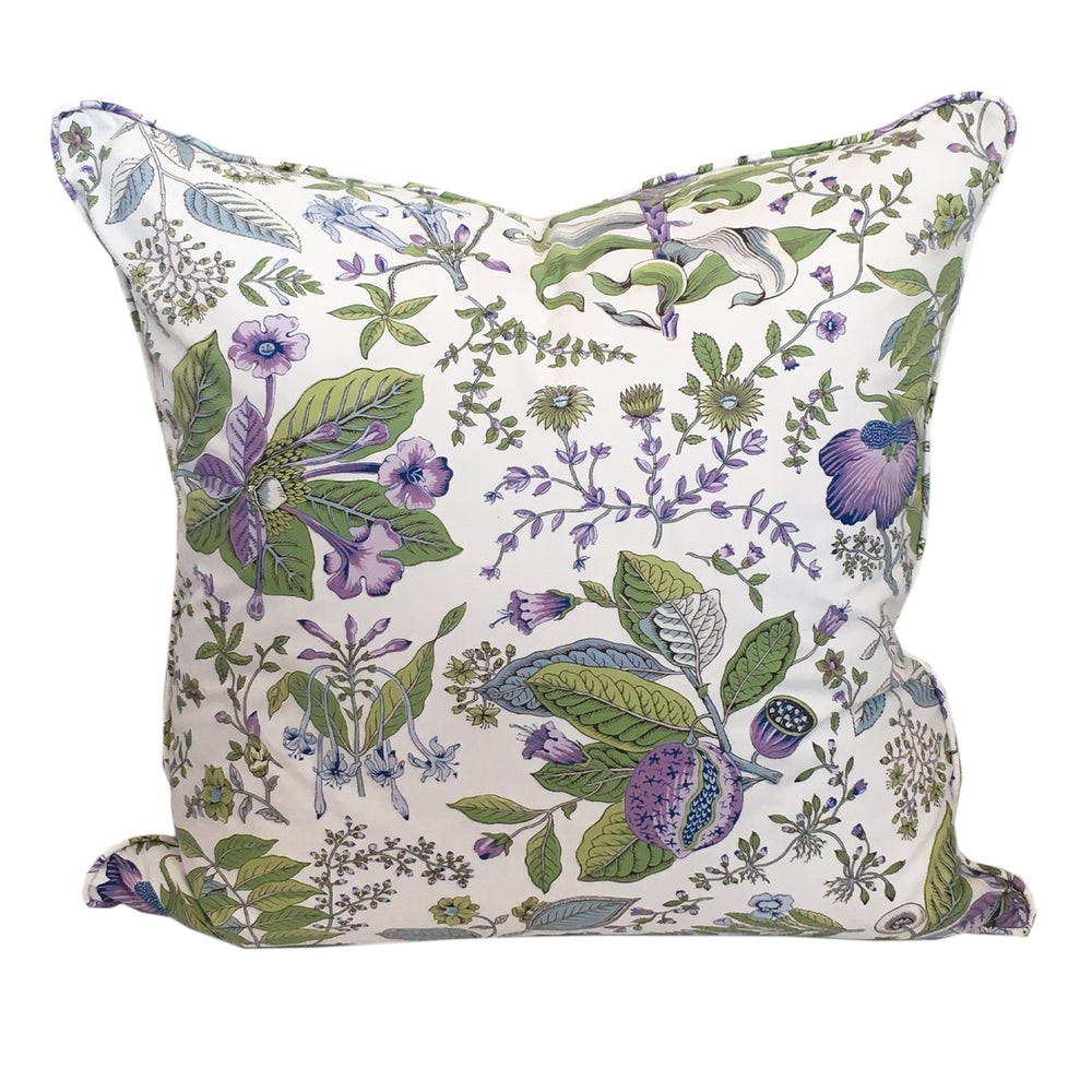 Pomegranate Botanical Pillow