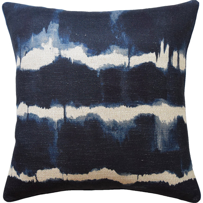 Baturi Pillow - Indigo