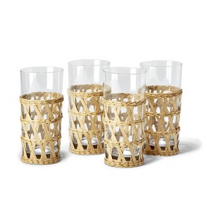 Lattice Drinking Glass