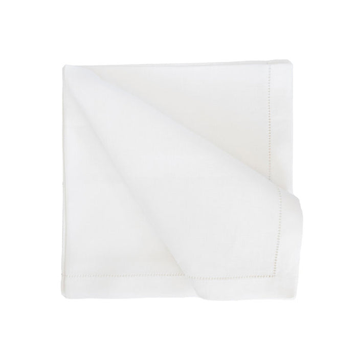 Festival Dinner Napkins - White