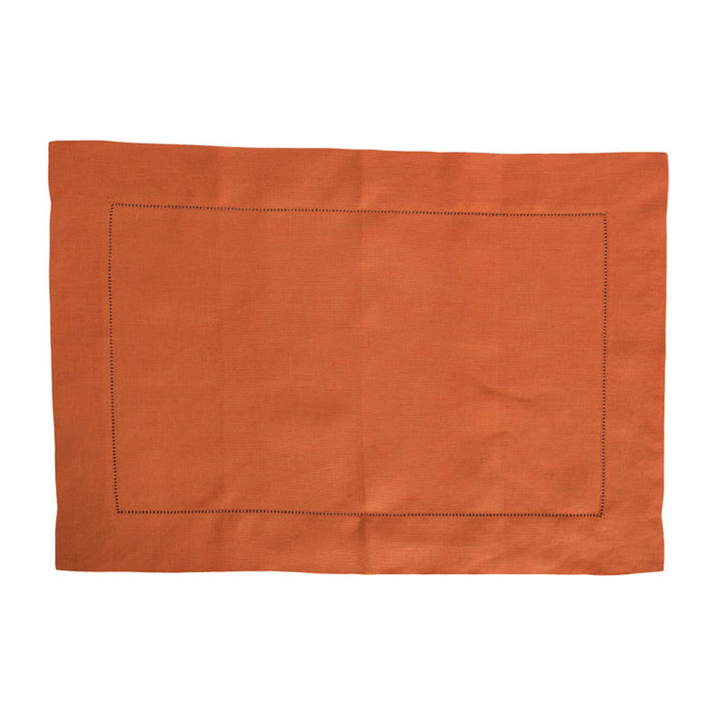 Festival Placemats Tangerine