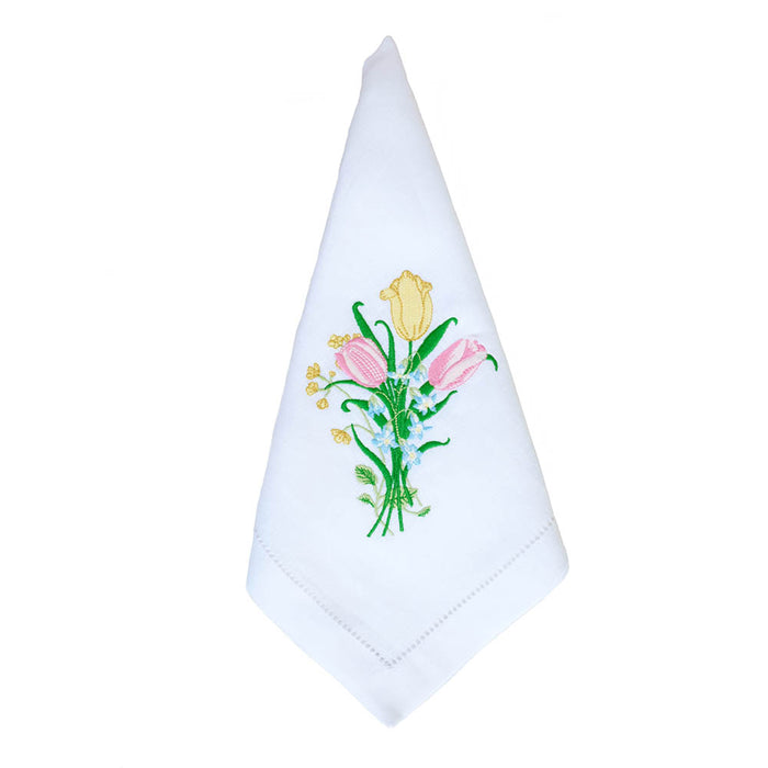 Tulip Dinner Napkins