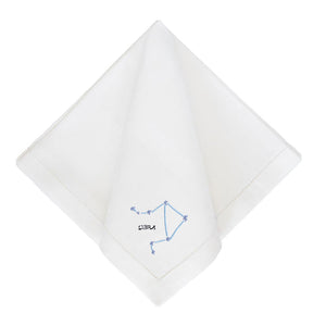 Star Sign Dinner Napkins