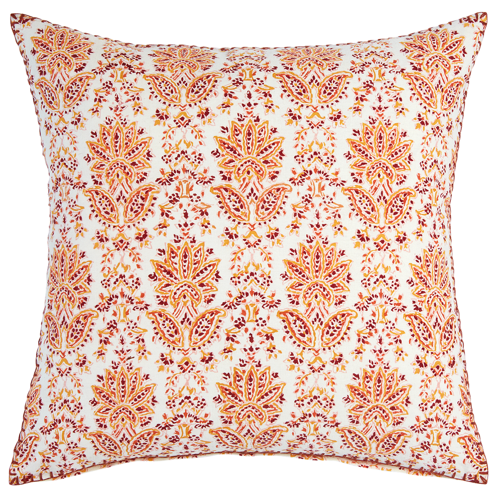 Ninna Saffron Decorative Pillow