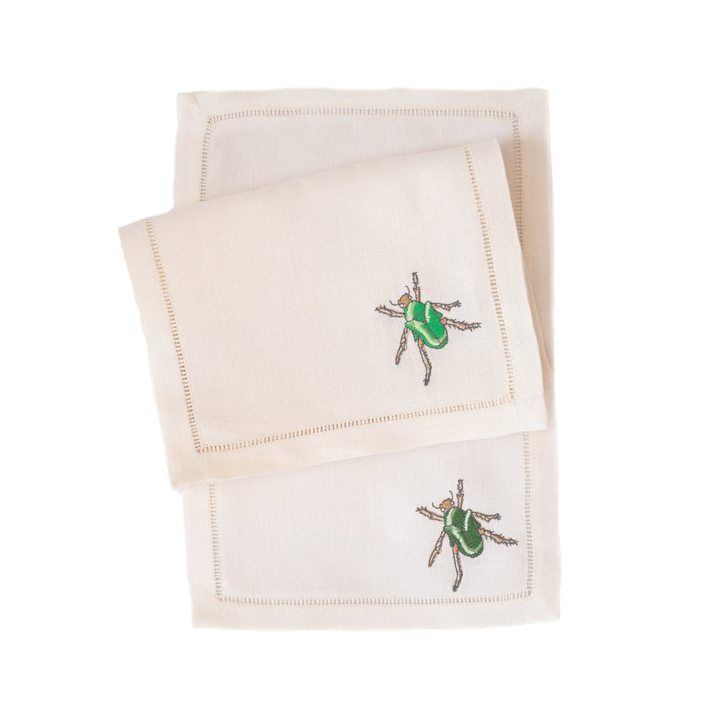 Beetle Cocktail Napkins