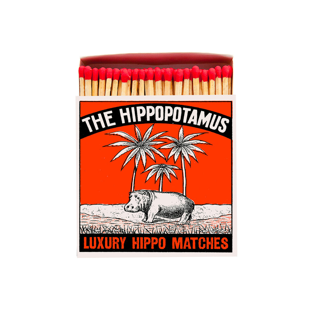 Hippopotamus Matches