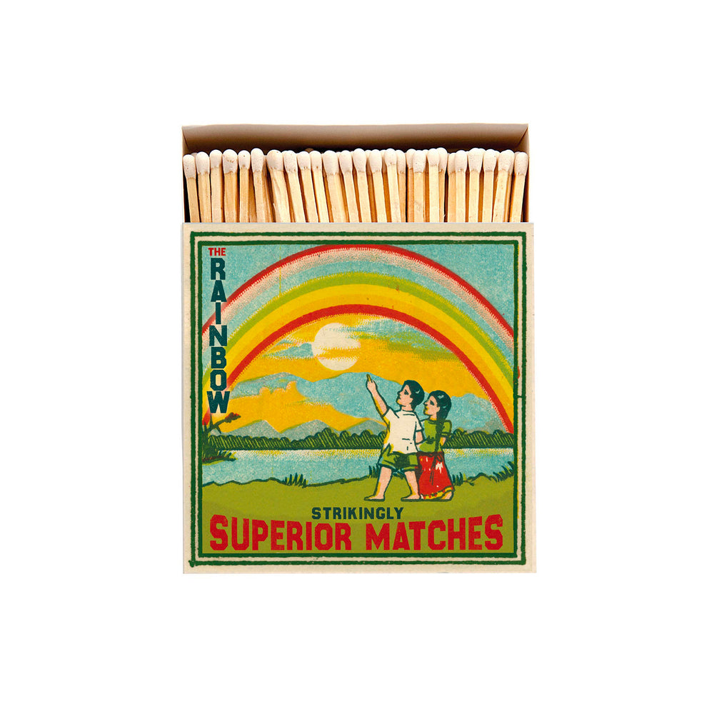 Rainbow Matches