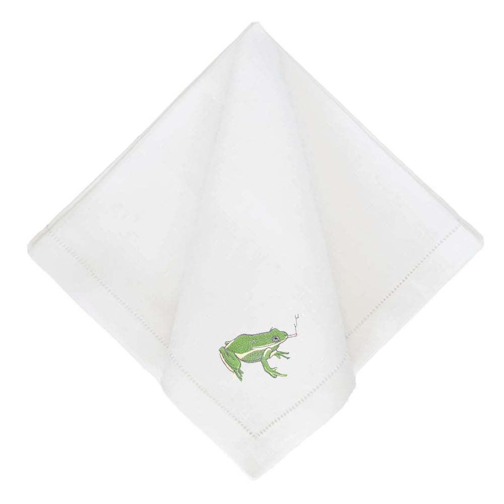 Party Animal Frog Dinner Napkin