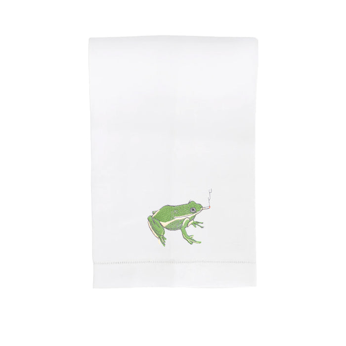 Party Frog Hand Towel
