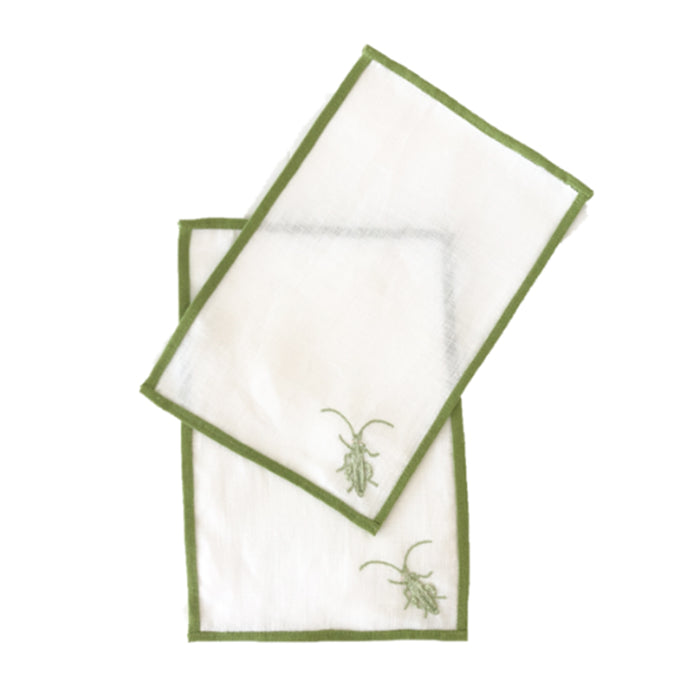 Cricket Cocktail Napkins