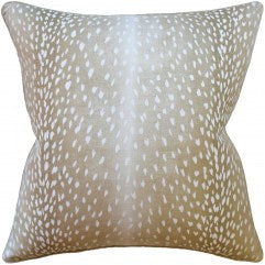 Doe Pillow - Fawn